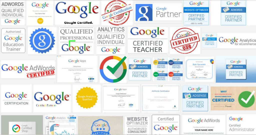 google-certified-partner agency